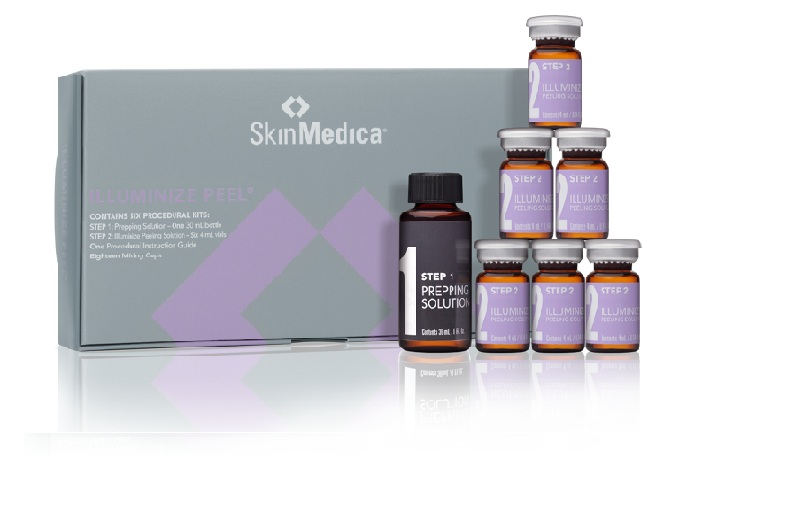 Chemical Peels | Skin Rejuvenation | SkinMedica - Illuminize |Simple Radiance Medspa