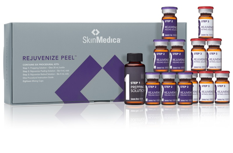 Chemical Peels Austin | SkinMedica Rejuvenize | Skin Rejuvenation | Simple Radiance Medspa