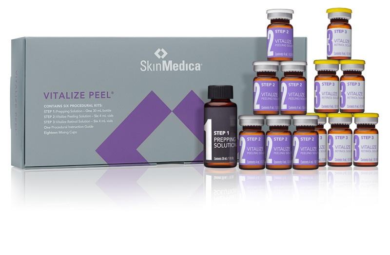 Chemical Peels Austin | SkinMedica - Vitalize | Skin Rejuvenation | Simple Radiance Medspa
