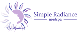 Simple Radiance Medspa Logo